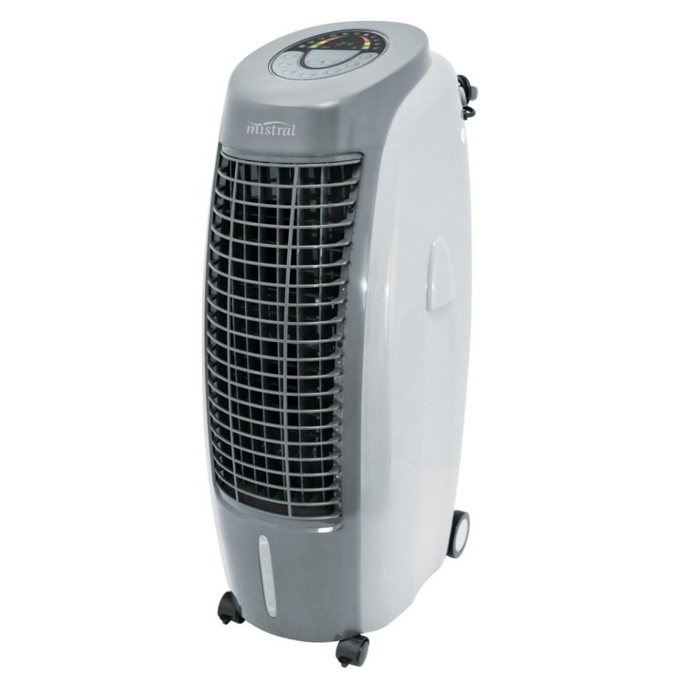 Mistral MAC1600R Remote best Air Cooler Singapore