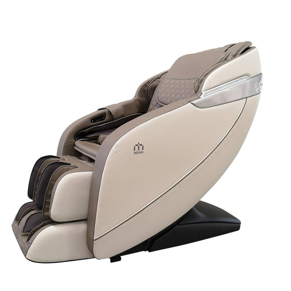 Miuvo MiuDeluxe Full Feature Massage Chair Singapore