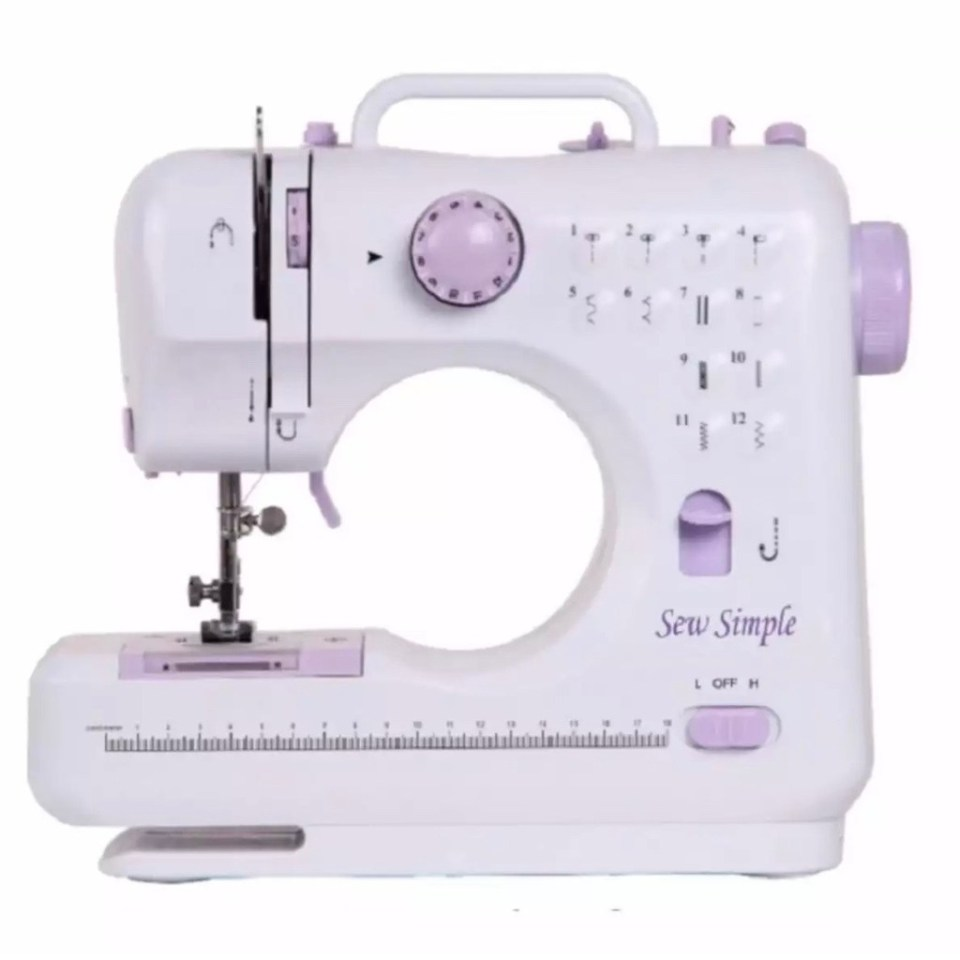 Sew Simple 12 Stitch Sewing Machine Philippines