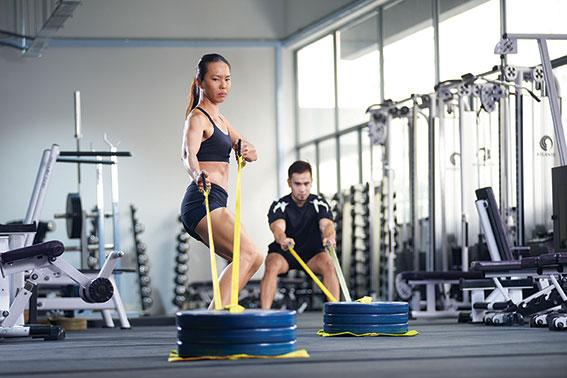genesis gym personal trainers singapore