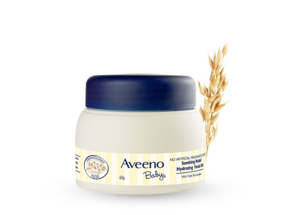 Aveeno Baby Soothing Relief