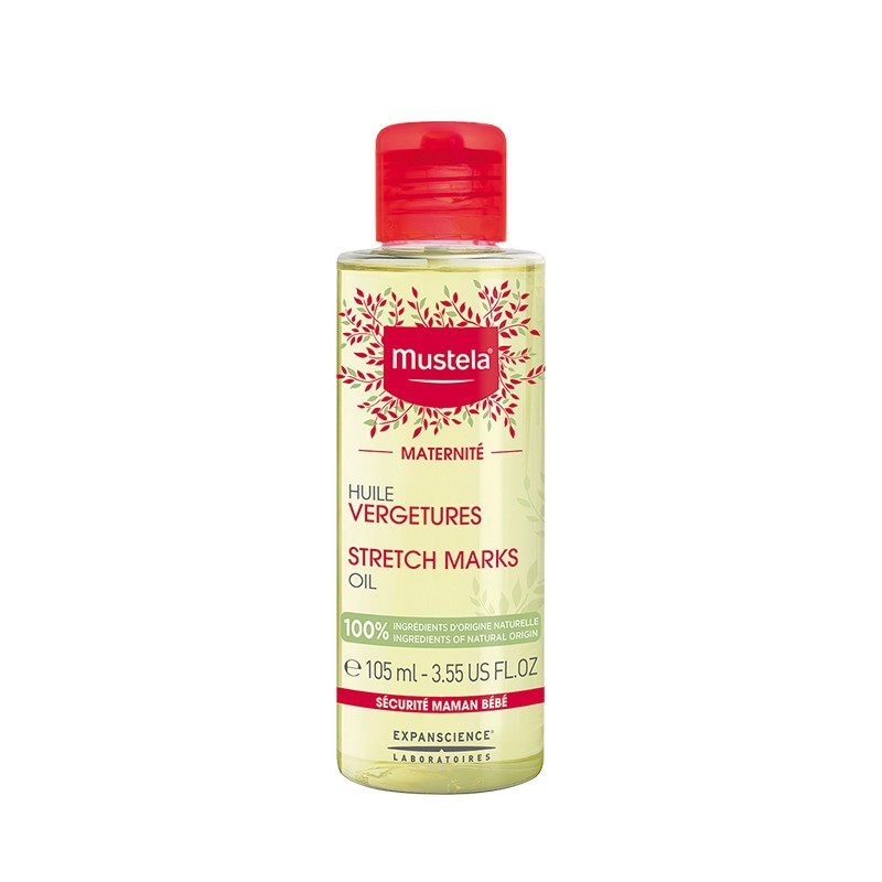 Mustela Maternite Stretch Marks Oil 105ml for Mums (1)