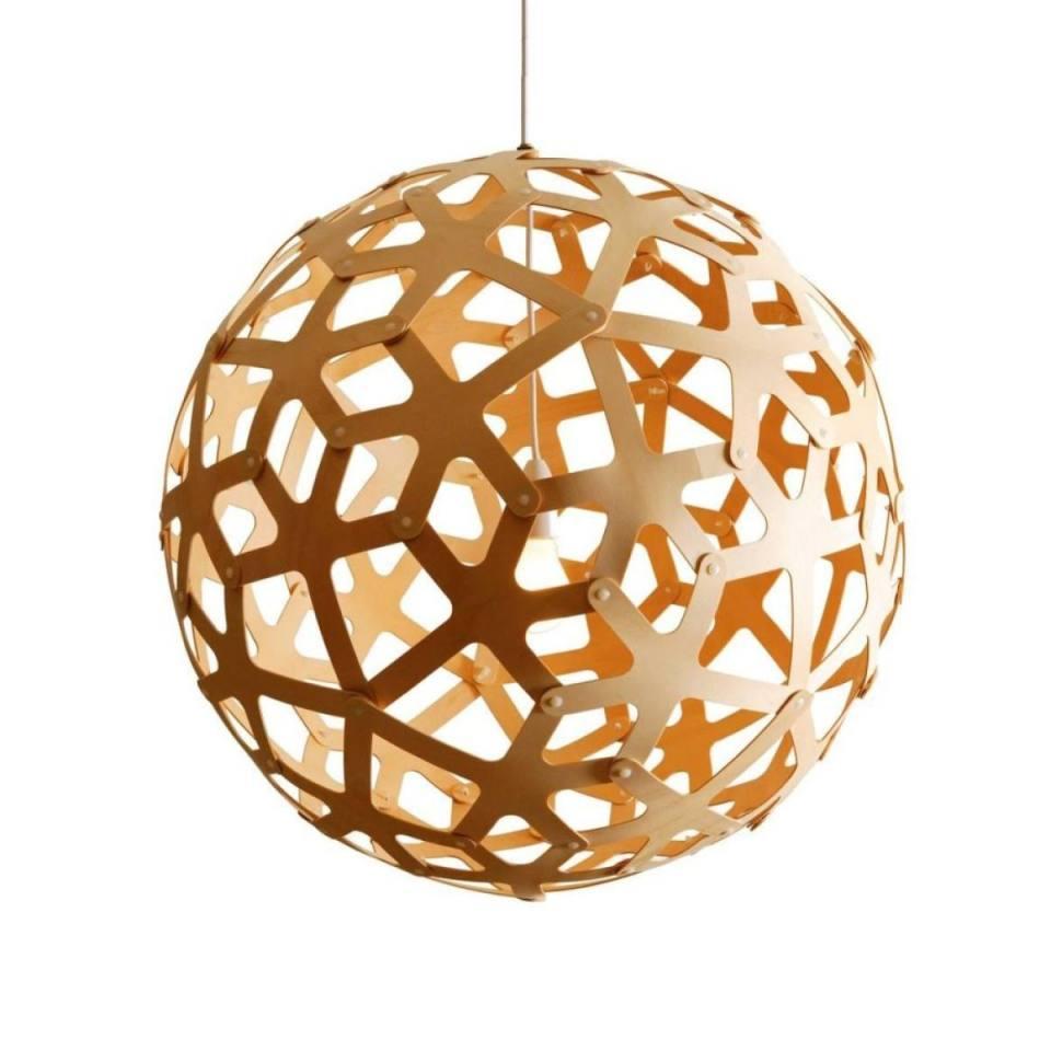 Ash Wood Designed Pendant Light Singapore