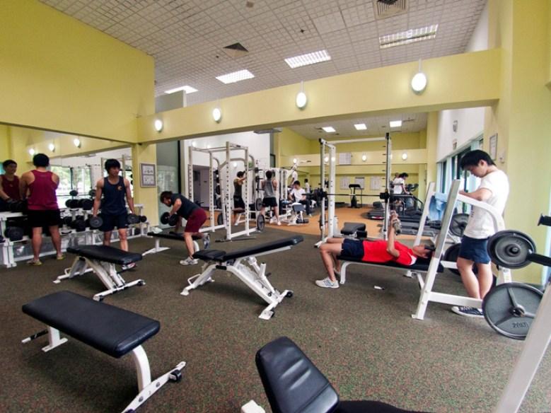 Active-SG Gym singapore