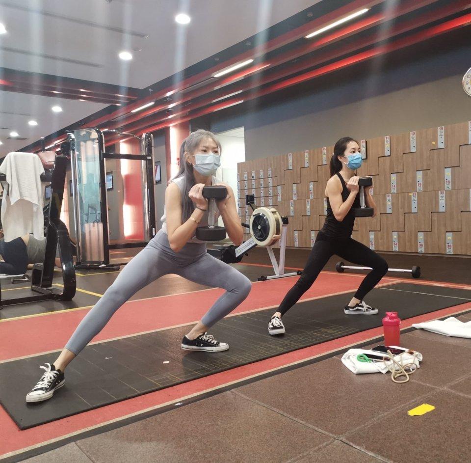 EnergyOne at SAFRA gyms singapore
