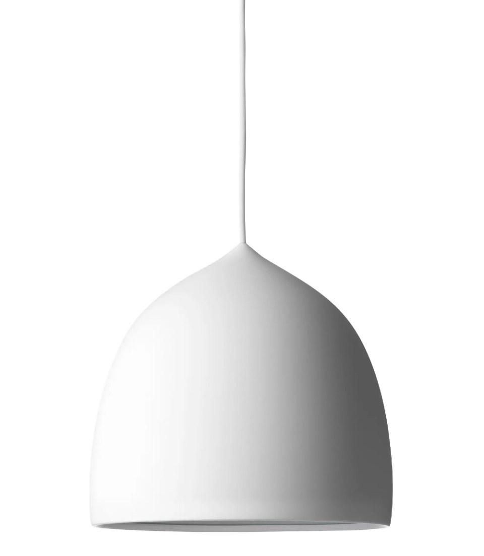 Suspence Pendant P1 White