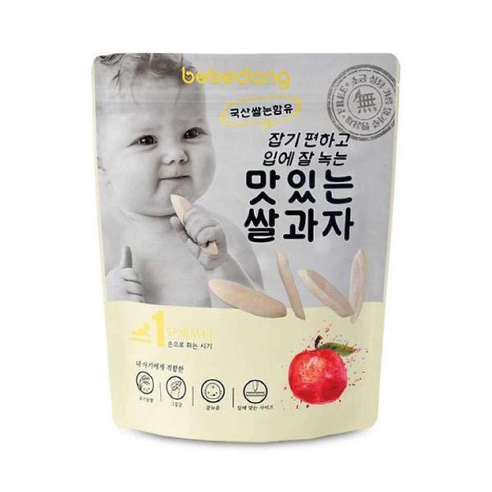 Bebdang Baby Rice Snack