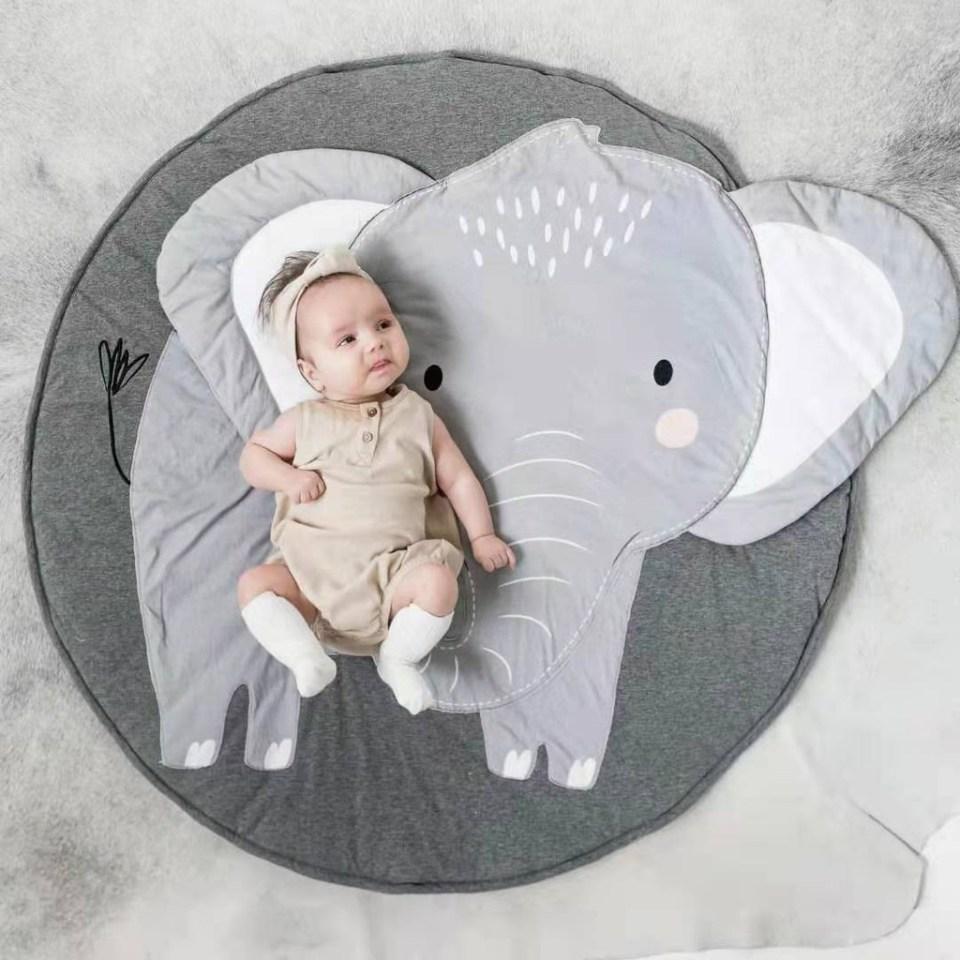 Elephant baby playmat malaysia