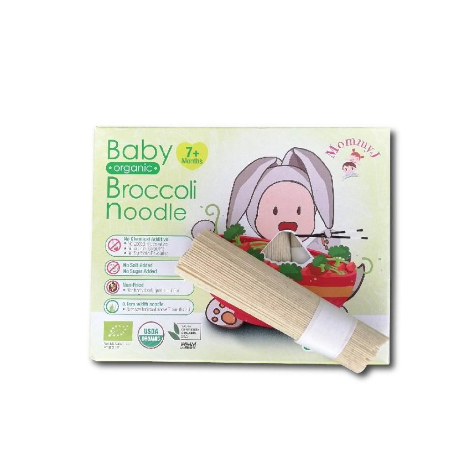 MommyJ baby food malaysia