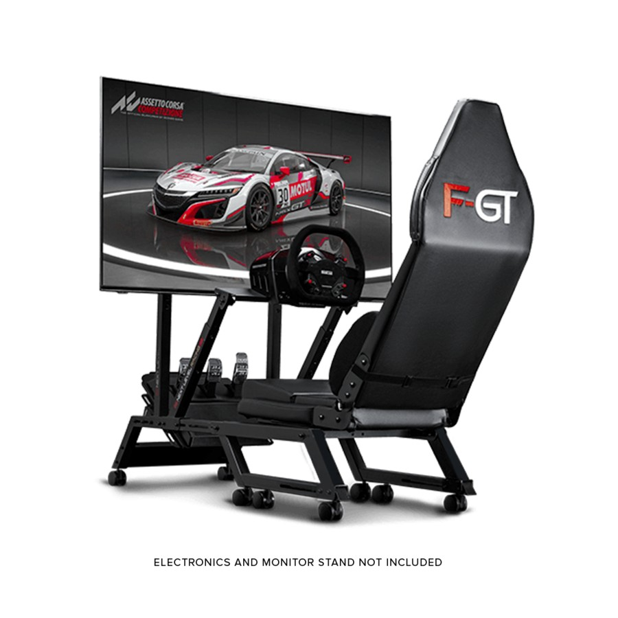 Next Level Racing F-GT Simulator Cockpit gaming chairs australia