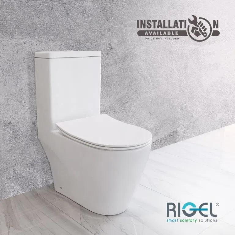 rigel toilet bowl