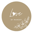 love by wander logo