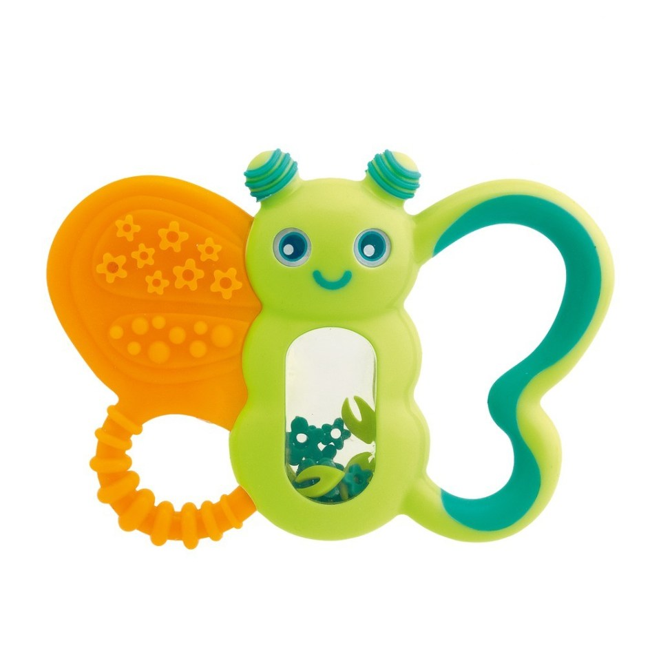 Chicco Fresh Relax Baby Teethers Malaysia
