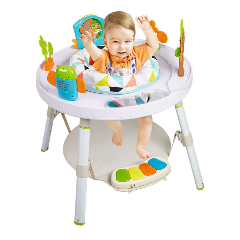 Pusat Aktivitas Coles Baby 3 Stage baby jumperoo malaysia