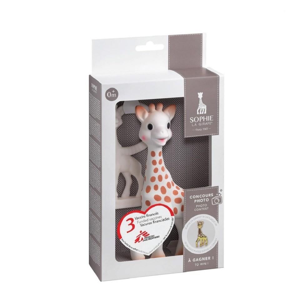Sophie La Girafe gigi bayi malaysia