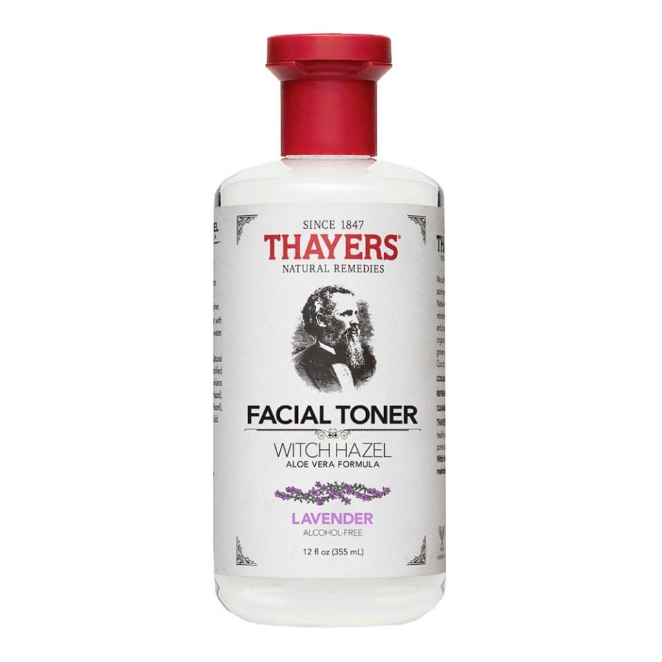 Thayers Lavender Witch Hazel Facial Toner Malaysia