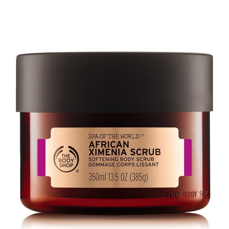 The Body Shop Spa Of The World™ African Ximenia Scrub