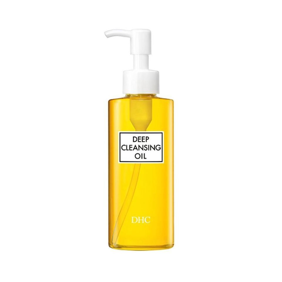 DHC Deep Cleansing Oil Makeup Remover best cleansing oils Malaysia