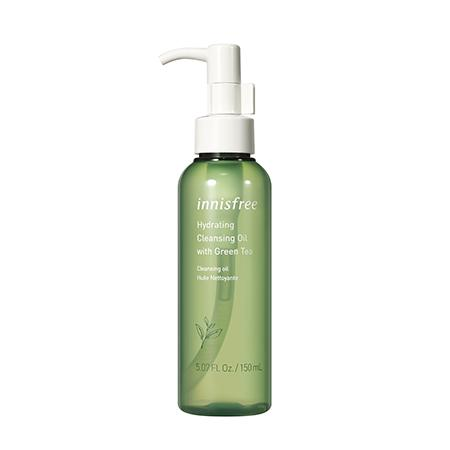 Innisfree Green Tea Cleansing Oilbest cleansing oils Malaysia