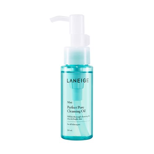 Laneige Perfect Pore Cleansing Oilbest cleansing oils Malaysia