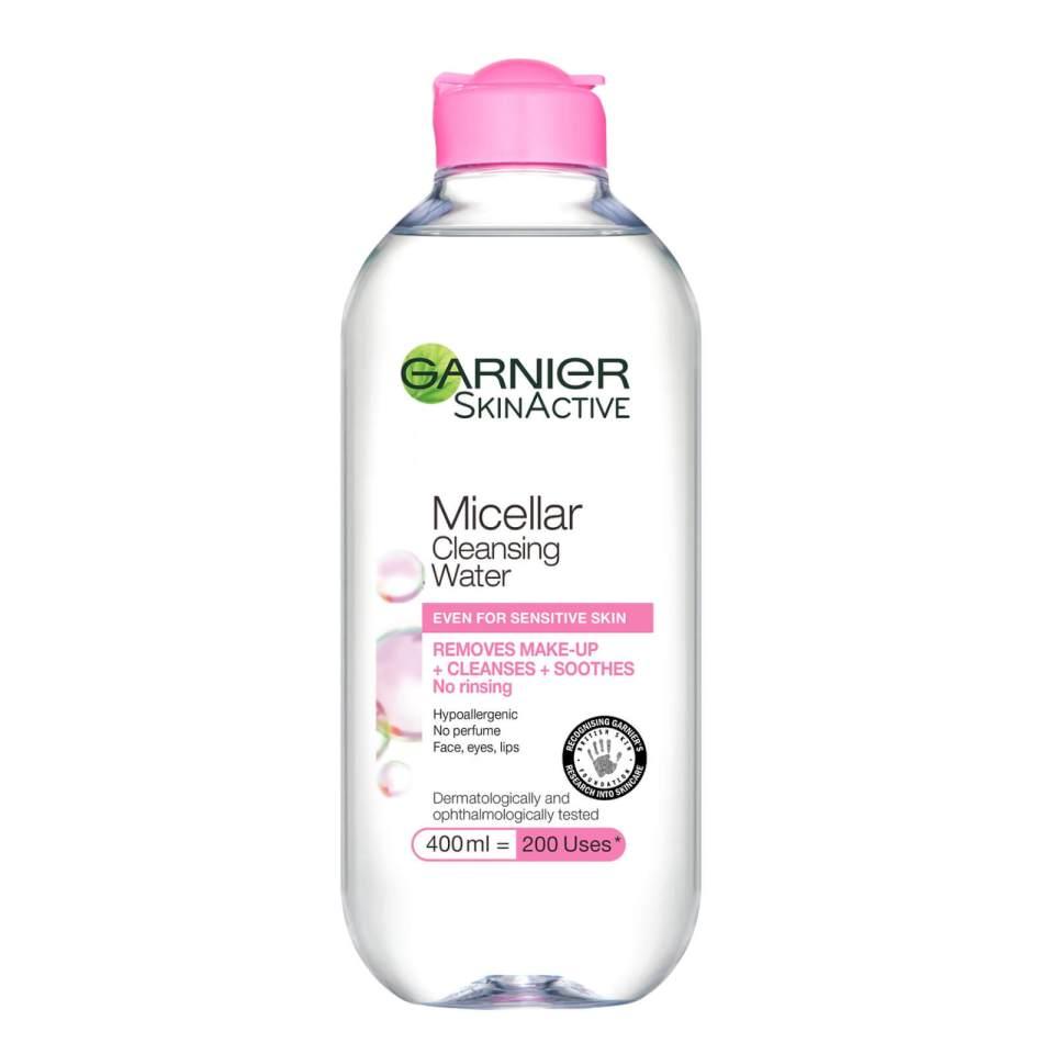 Garnier Micellar Water Even For Sensitive Skin