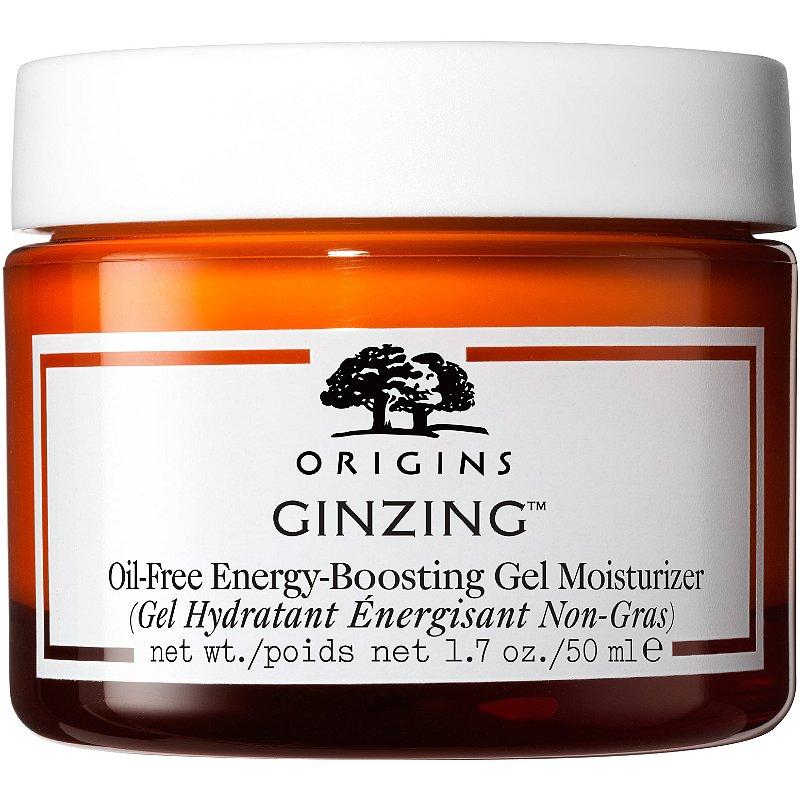 Origins Ginzing Oil-Free Energy-Boosting Gel Moisturizer best moisturizers for combination skin Malaysia