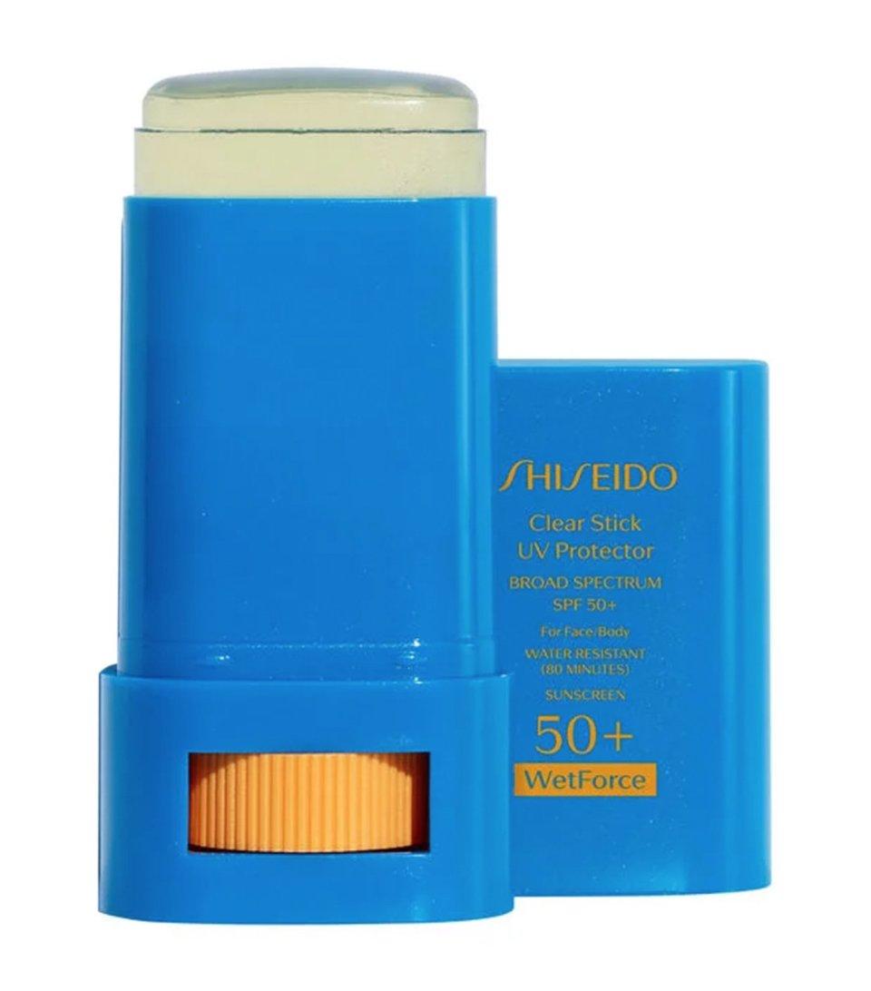 Shiseido Clear Stick UV Protector