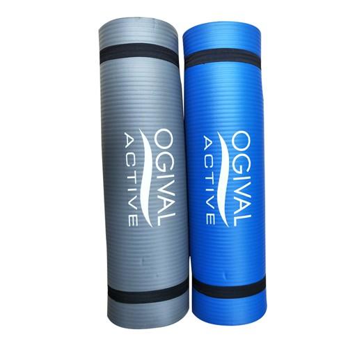 Ogival Yoga Mat