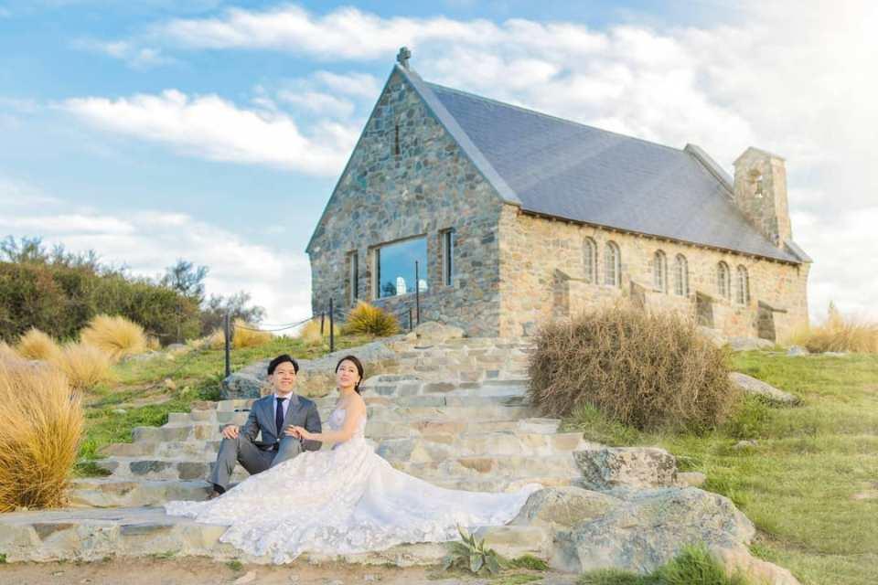 Steph Lee Films wedding livestream services