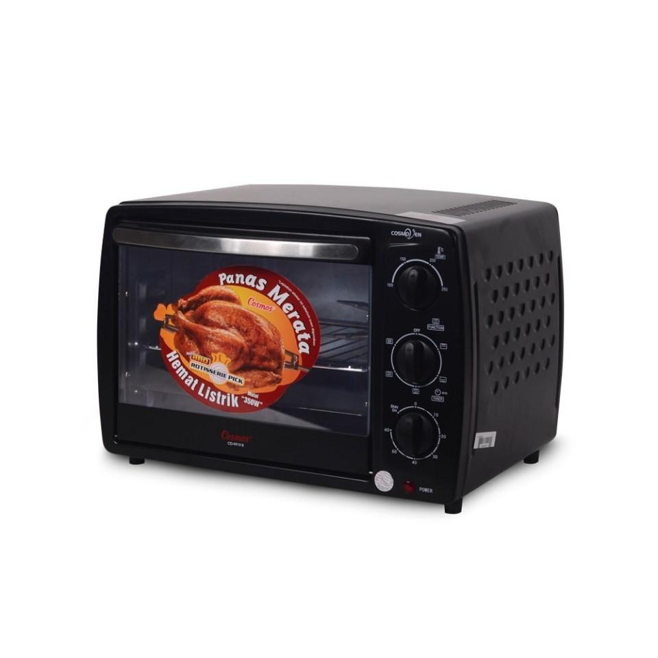 Cosmos CO-9919 R Oven Listrik Terbaik