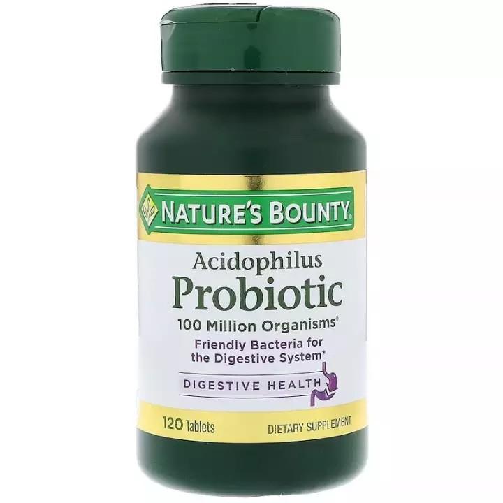 Nature's Bounty Acidophilus Probiotic