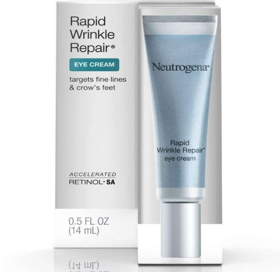 Neutrogena Rapid Wrinkle Repair Eye Cream Malaysia
