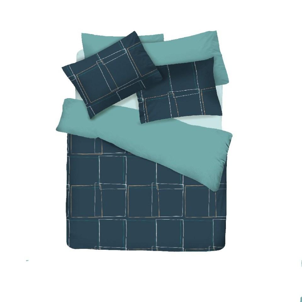 Novelle Cool Ripple King Bedsheet Set Malaysia