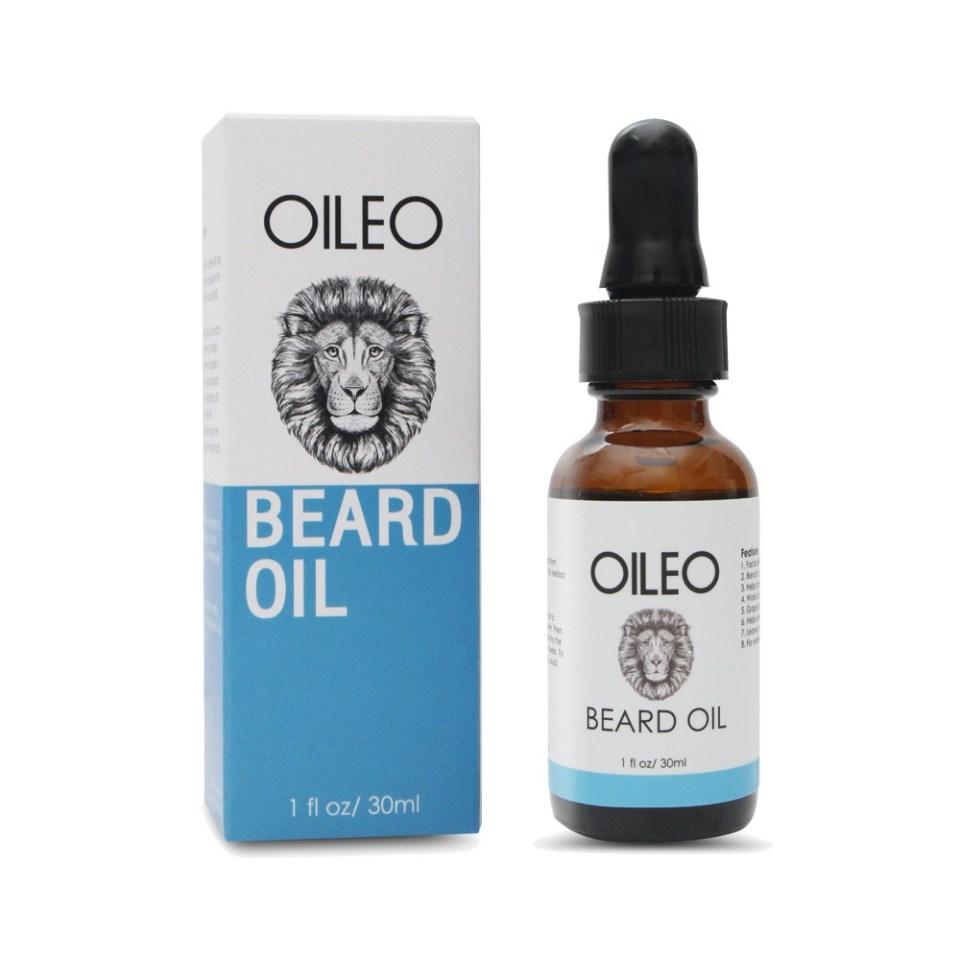 Oileo Pure Organic Beard Oil