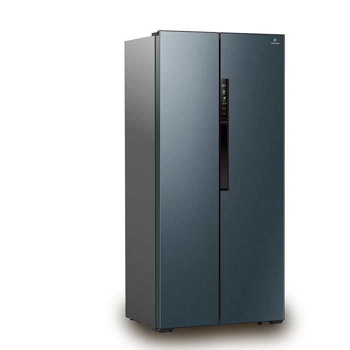 POLYTRON New Belleza Inverter Side-by-side Refrigerator