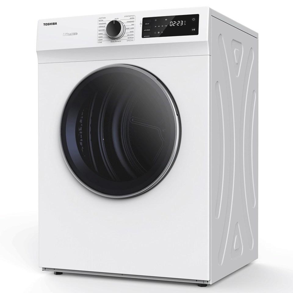 Toshiba TDH80SEN Dryer terbaik