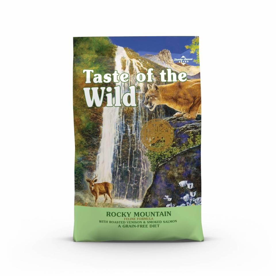 Taste of the Wild Rocky Mountain Recipe Best cat foods Malaysia
