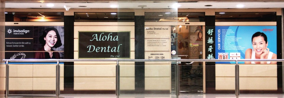 Aloha Dental Best Dental Clinics for Invisible Braces and Invisalign in Singapore