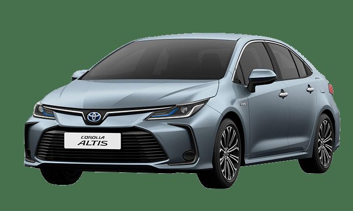 Toyota Corolla Atlis Best Sedan Cars in Singapore