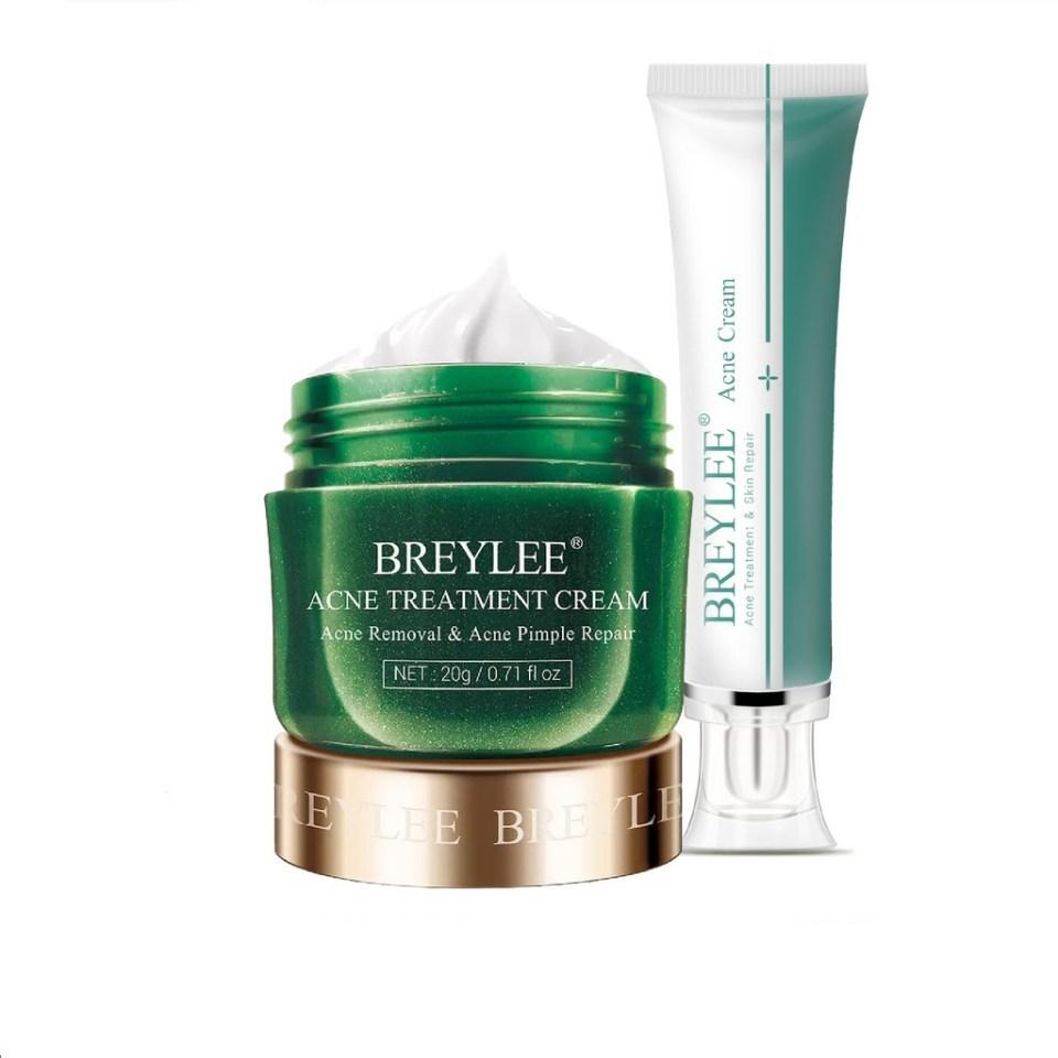 BREYLEE Acne Cream Set