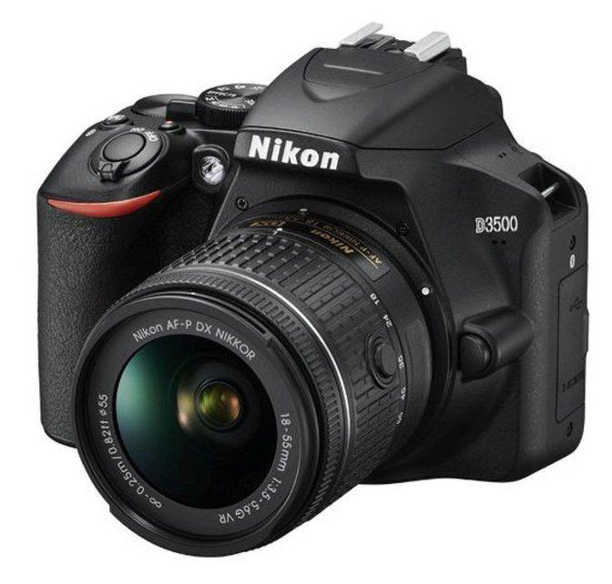 Nikon D3500 Best DSLR Cameras Singapore