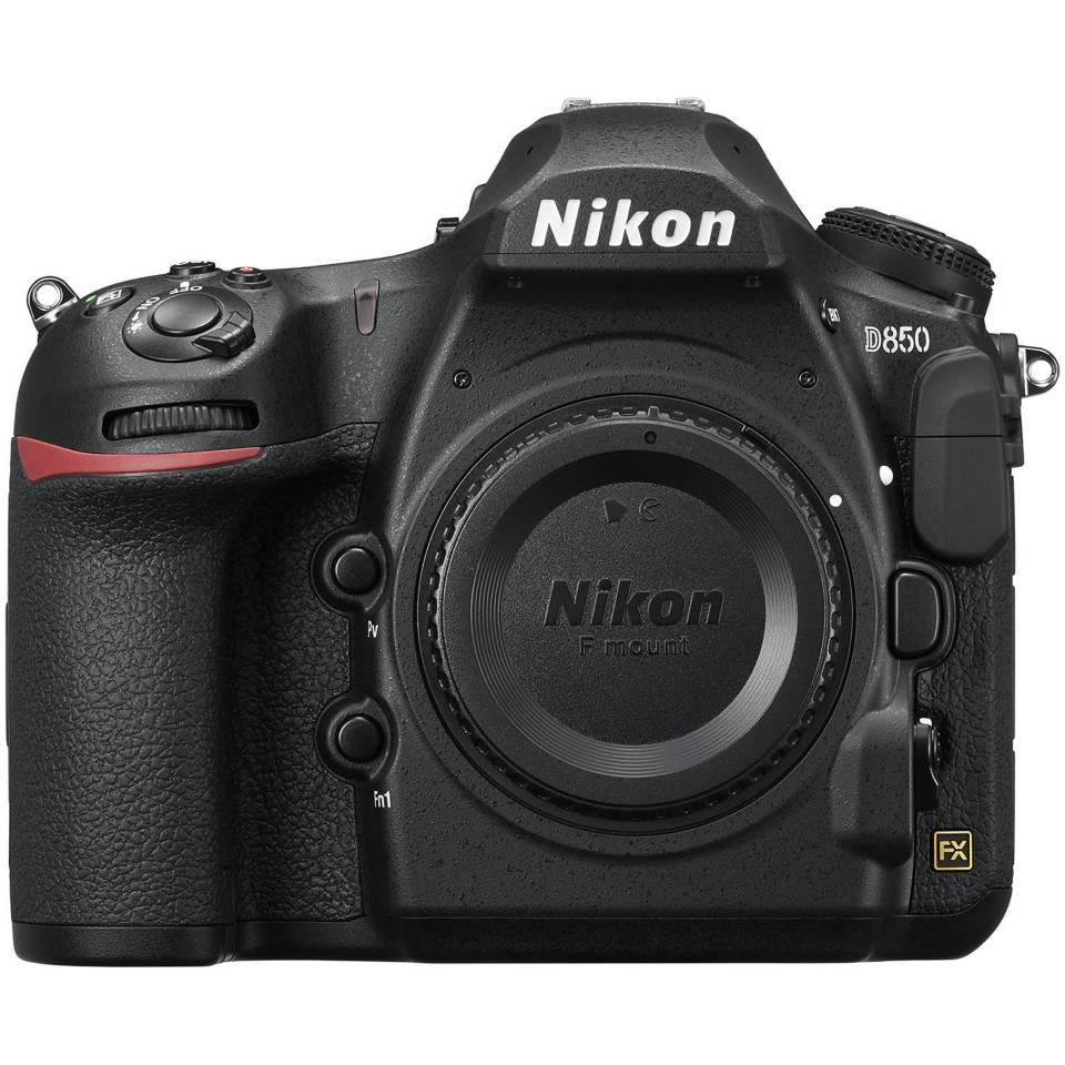 Nikon D850 Best DSLR Cameras Singapore