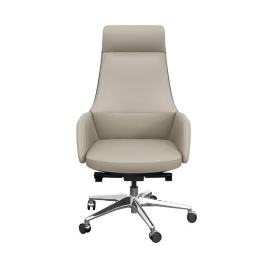IUIGA Olga PU Leather Office Chair Best Ergonomic Chairs Singapore