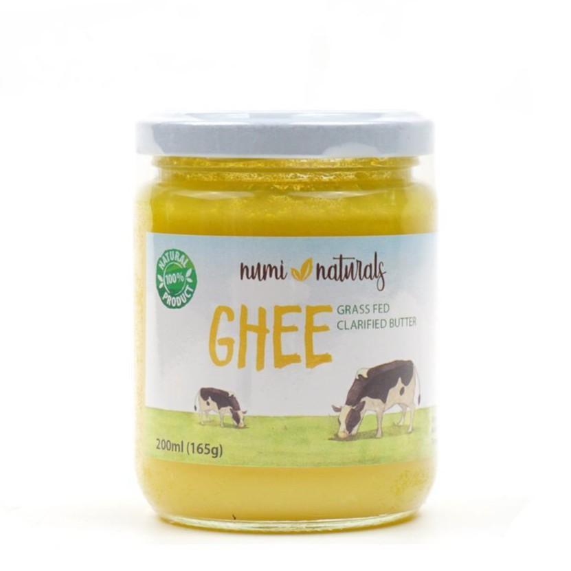 Ghee Numi Naturals Grass Fed
