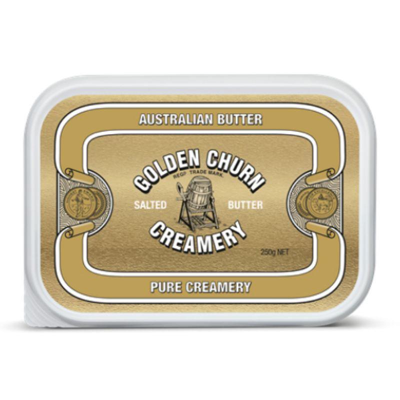 Golden Churn Pure Creamery Butter