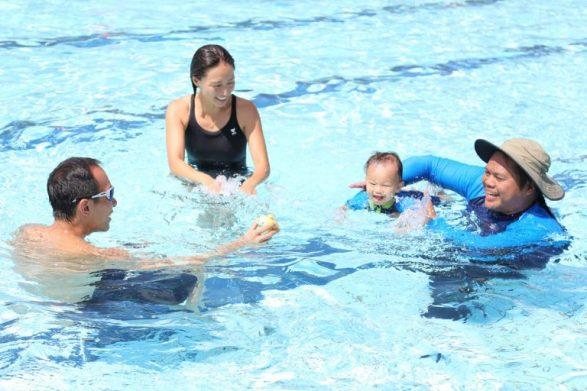 Little Swim School Best Baby Swimming Classes Singapore