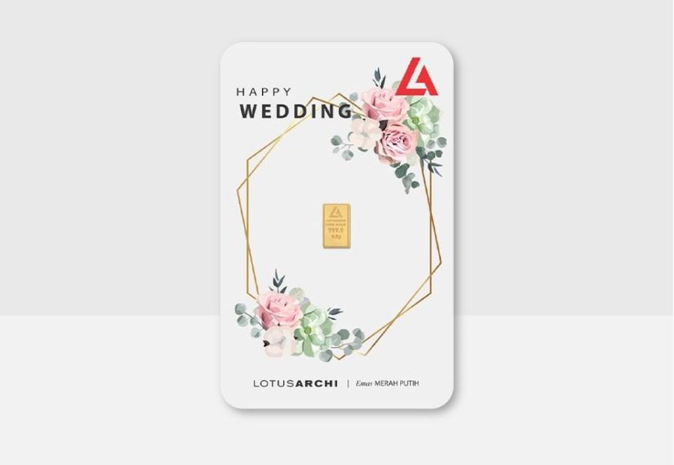 Lotus Archi Press Certieye Gift Series
