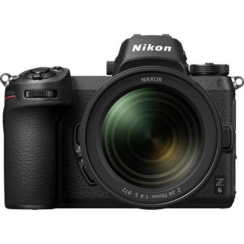 Nikon Z6 Best Mirrorless Cameras in Singapore