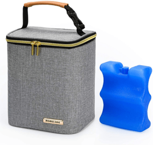 Momojing Insulated Breastmilk Cooler Bag