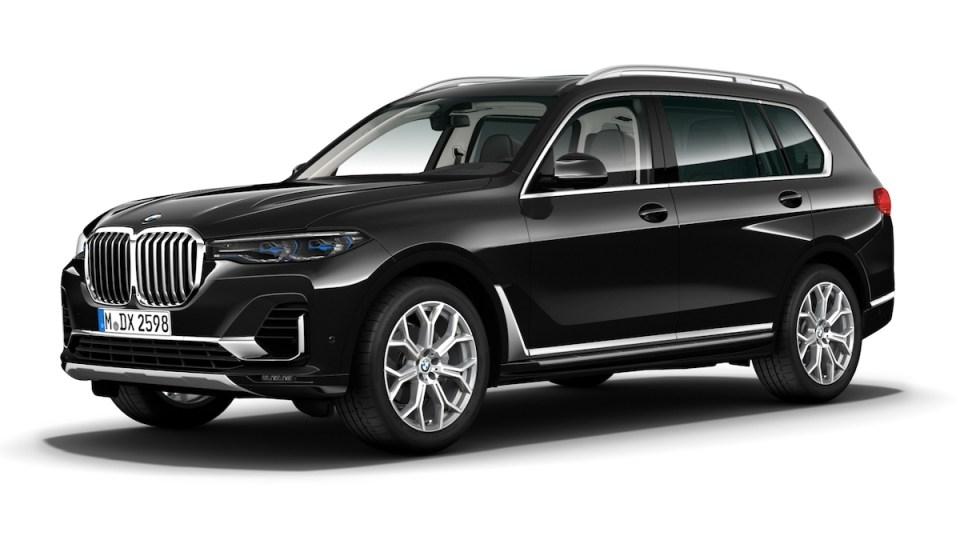 BMW X7 Best 7-Seater SUV Car Singapore